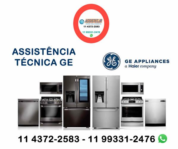 assistência eletrodomésticos GE