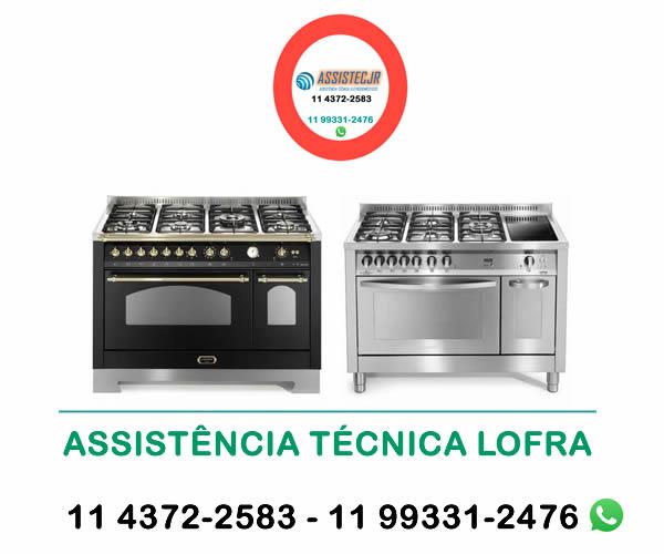 assistência eletrodomésticos Lofra